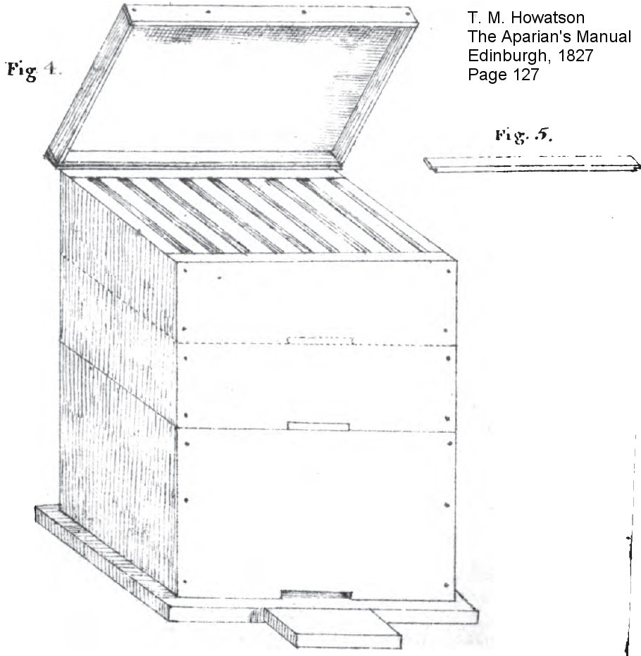 Beekeeping With The Warr Hive Howatsons Storified Top Bar Beehive Phone Wiring Diagram